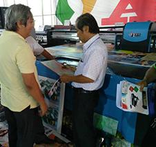 2017年8月越南展会部分照片
